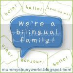 We're a Bilingual Family