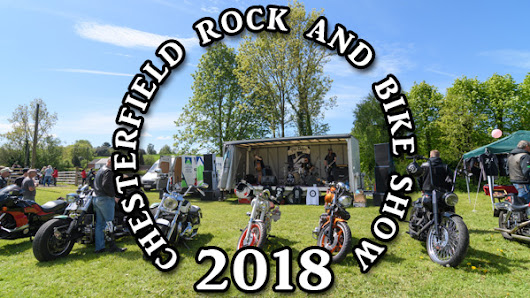 CHESTERFIELD ROCK AND BIKE SHOW 2018 - Bikerlifestyle