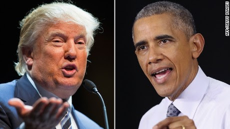 Donald Trump: I meant that Obama founded ISIS, literally
