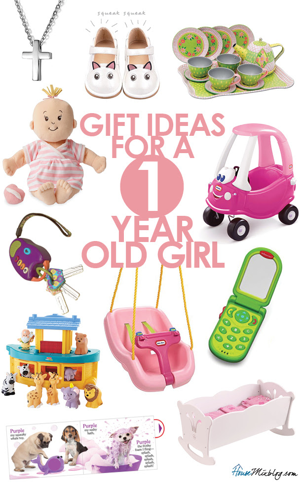 Toys For 1 Year Old Girl House Mix