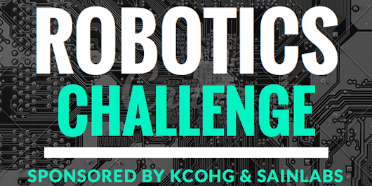 KCOHG 2015 inSain Robotics Build Challenge