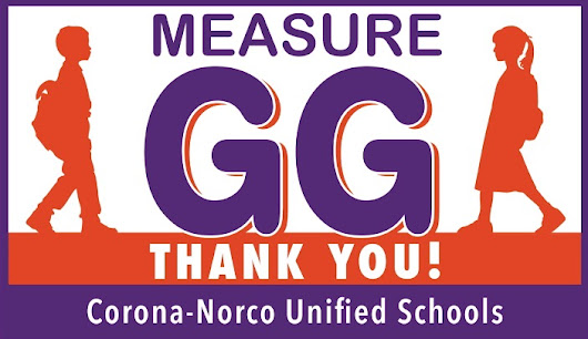 CNUSD Releases Winter 2017 Measure GG Update | Life in Corona
