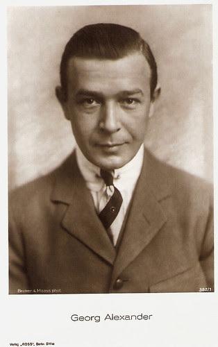 Georg Alexander