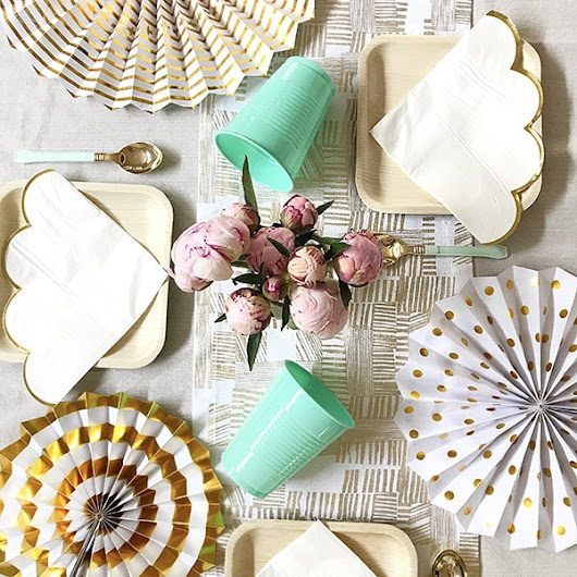 How to host a Simple Neutral Baby Shower - Delineate Your Dwelling