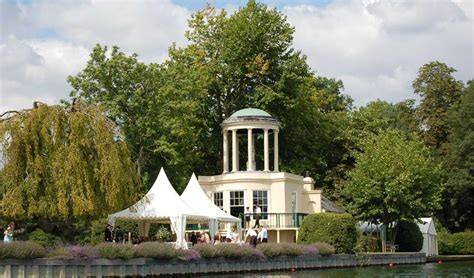 Temple Island Wedding Venue Henley On Thames, Oxfordshire