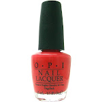 OPI Classic Nail Lacquer, NL B76 OPI on Collins Ave - 0.5 fl oz bottle
