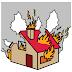 Tips selamatkan diri dari kebakaran.