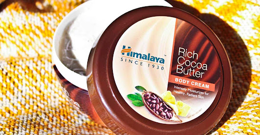 Himalaya Introduces Rich Cocoa Butter Body Cream