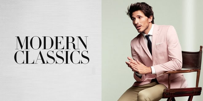 H&M Modern Classics Collection