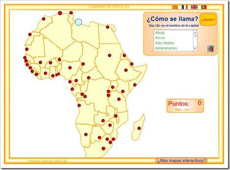 CAPITALES DE ÁFRICA 2