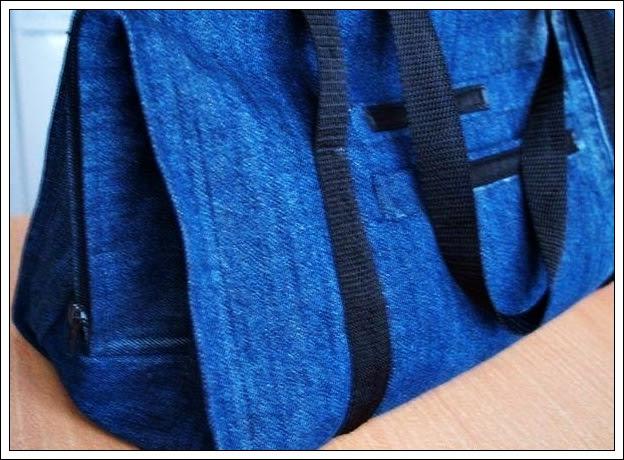 0a1530c9ec23 Как сшить сумку своими руками из старых джинсов (пошаговый фотоотчет)