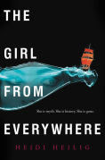 Title: The Girl from Everywhere, Author: Heidi Heilig