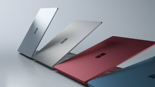 Microsoft Surface on Twitter