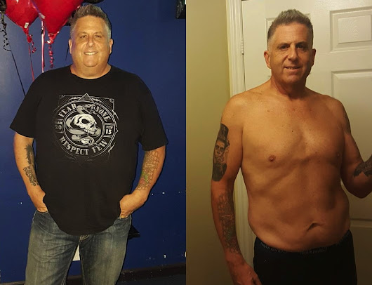 Scott Lazar on How Joe Hachem Helped Him Lose Weight, Change Life
