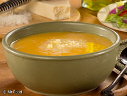 Howards Carrot and Cauliflower Soup