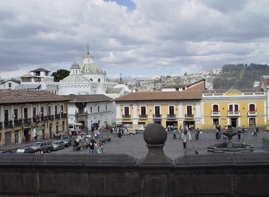 DSC00733 Quito San Francisco Square