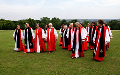 Women bishops of the Anglican Communion
