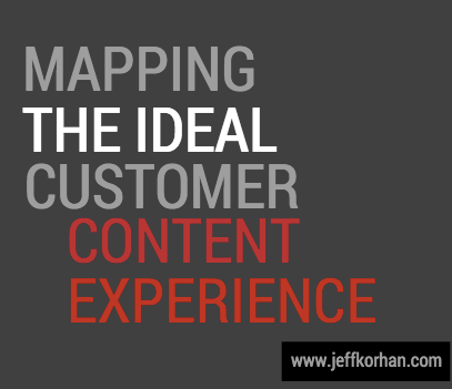 Mapping the Ideal Customer Content Experience - Jeff Korhan