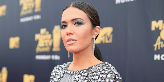 Mandy Moore Just Rocked a Super-Short, Super-Edgy Dress for the MTV Awards