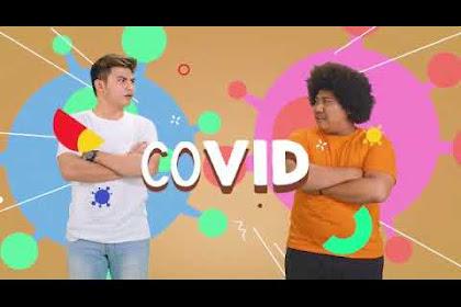 Video : Pesan Polri Untuk Kalian #DirumahAja Cegah Penularan Covid-19