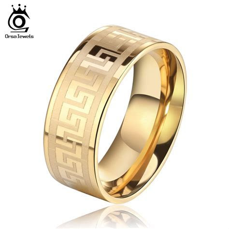 Online Buy Wholesale mens wedding bands from China mens