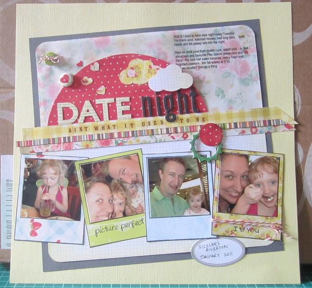 Date Night Layout