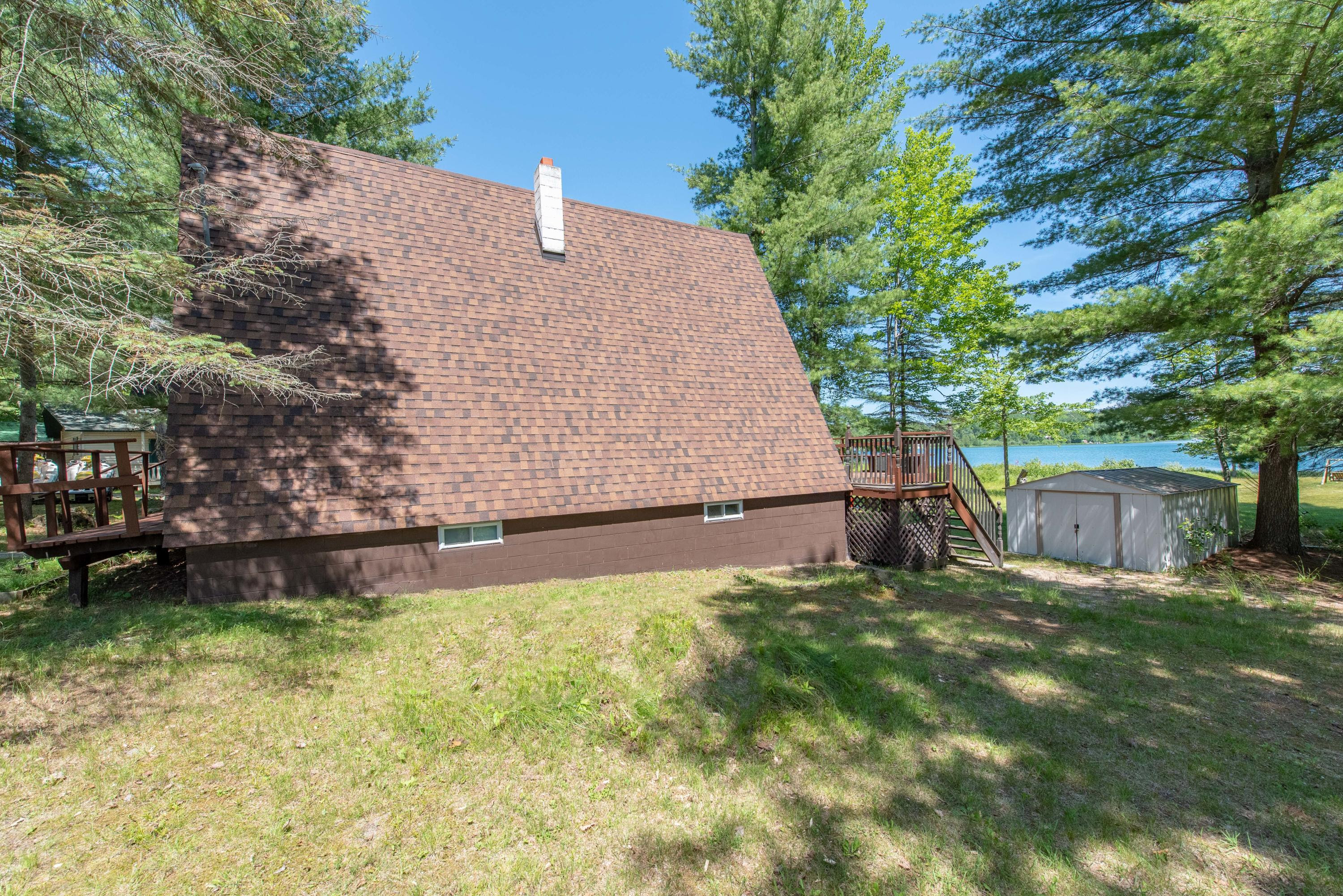 Property in Grayling, Gaylord, Otsego Lake, Lake Tecon ...