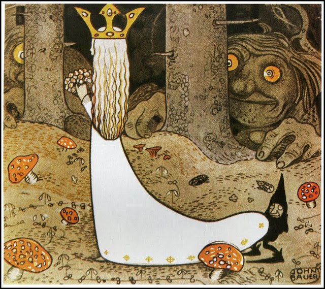 John Bauer - Illustration 4