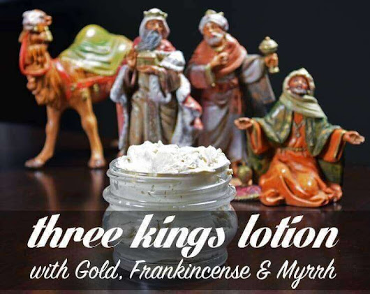 Three Kings Lotion Recipe - Wellness Mama