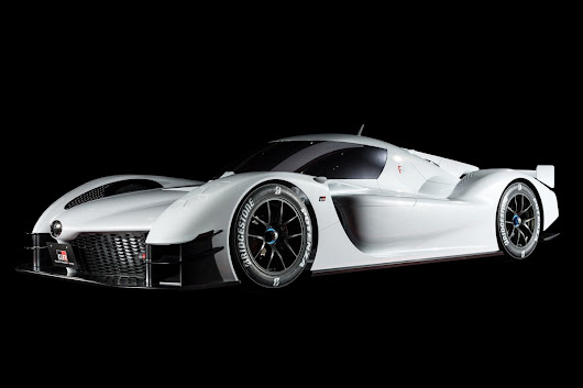 735kW Toyota GR Super Sport Concept hints at future styling - ForceGT.com