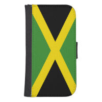 Flag of Jamaica Phone Wallet