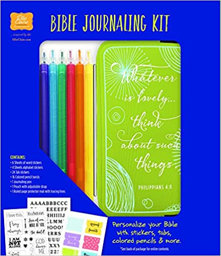 Bible Journaling Kit from Ellie Claire