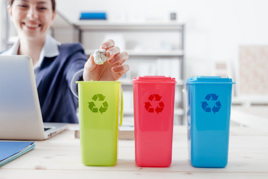 5 Steps to Incorporate Office Recycling
