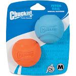 Chuckit! Dog Fetch Toy FETCH BALL Durable Rubber Fits Launcher MEDIUM