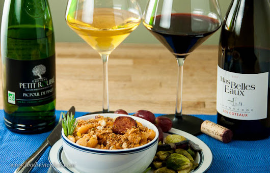 Which Languedoc Wine with Cassoulet? #Winophiles