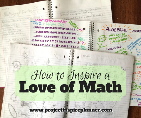 How to Inspire a Love of Math