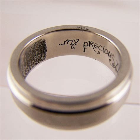 Geek Chic wedding rings & other jewellery   Ring Jewellery