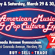 The American Music & Pop Culture Expo Takes Place This Weekend