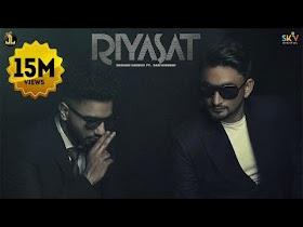 Riyasat by Navaan Sandhu ft Sabi Bhinder Song Download MP3