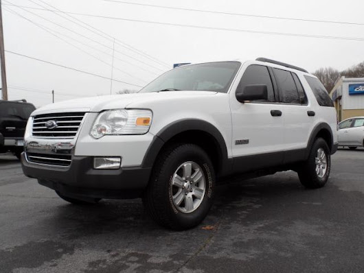 Used 2006 Ford Explorer for Sale in Calhoun GA 30701 Calhoun Auto Outlet