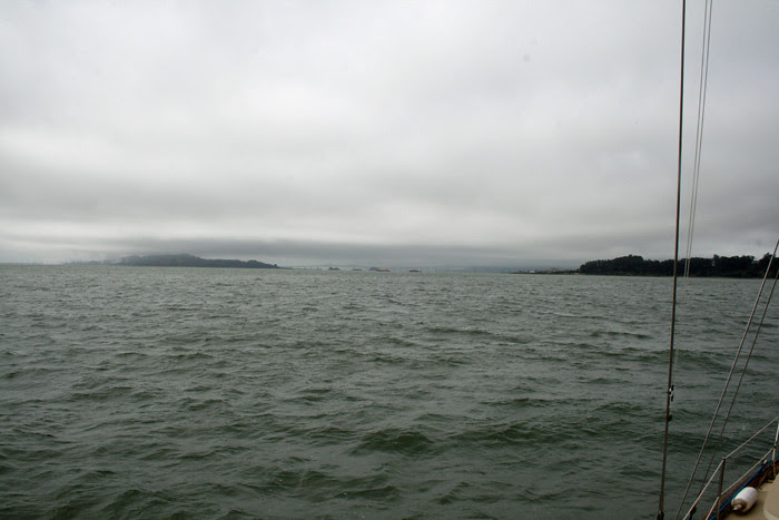 Morning on San Pablo Bay