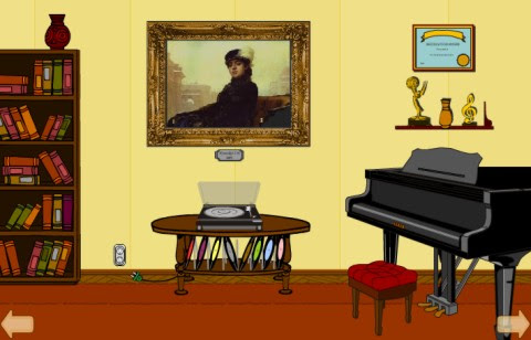 Concertalino (Music Room)