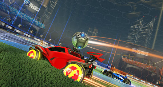 Rocket League: Collector's Edition Features Bonus DC Comics-Inspired Goods