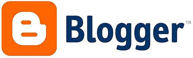 logotipo blogger