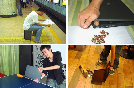 alternative uses for laptop
