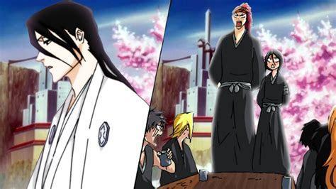 Rukia & Renji's Marriage Announcement!    Bleach We Do