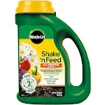 Miracle Gro Shake 'N Feed All Purpose Plant Food 8 lbs