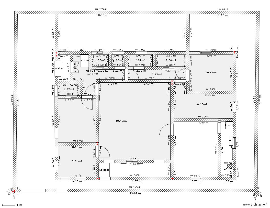 Architecture Novatrice: plan maison 300 m2 GRATUIT!