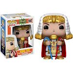 Funko POP! Heroes Batman Classic Series King Tut #187 (Damaged Box)