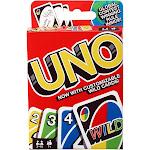 Mattel Games 42003 Uno Card Game, Age 7+